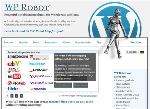 WP Robot v4.14 Developer Editions Nulled