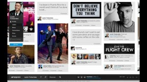 New MySpace Video Preview: New MySpace Layout and Design wows Mashable and Gizmodo