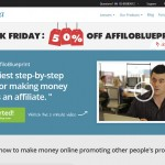 AffiloBluePrint Black Friday 2013 Discount Sale – 50% off
