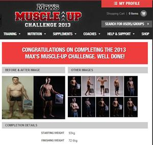 max-challenge-dave-cupples-screenshot