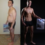 Max Challenge 2013: How I Lost 20kg in 12 Weeks
